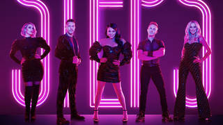 Steps are touring the UK in 2021