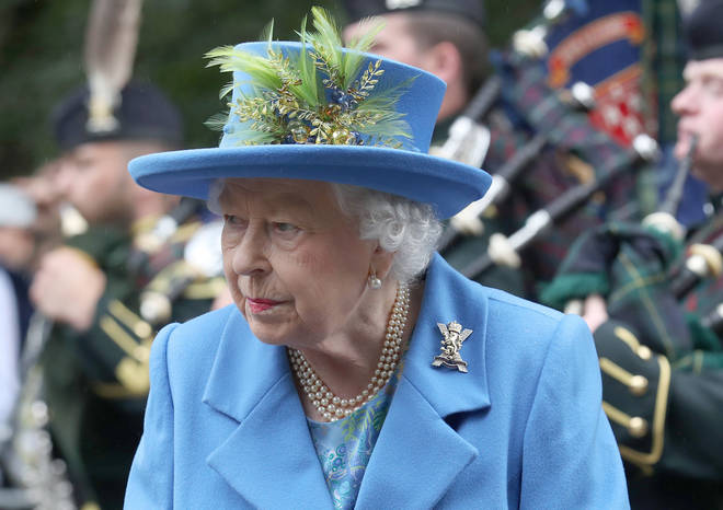 The Queen of England can't be arrested