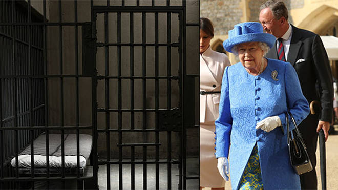 Can the Queen ever get arrested?