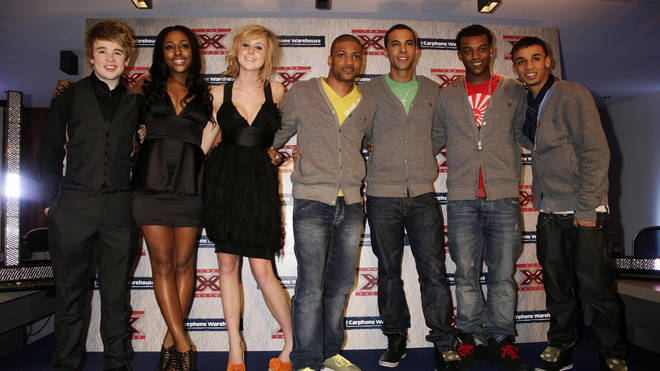 Diana Vickers appeared on The X Factor in 2008