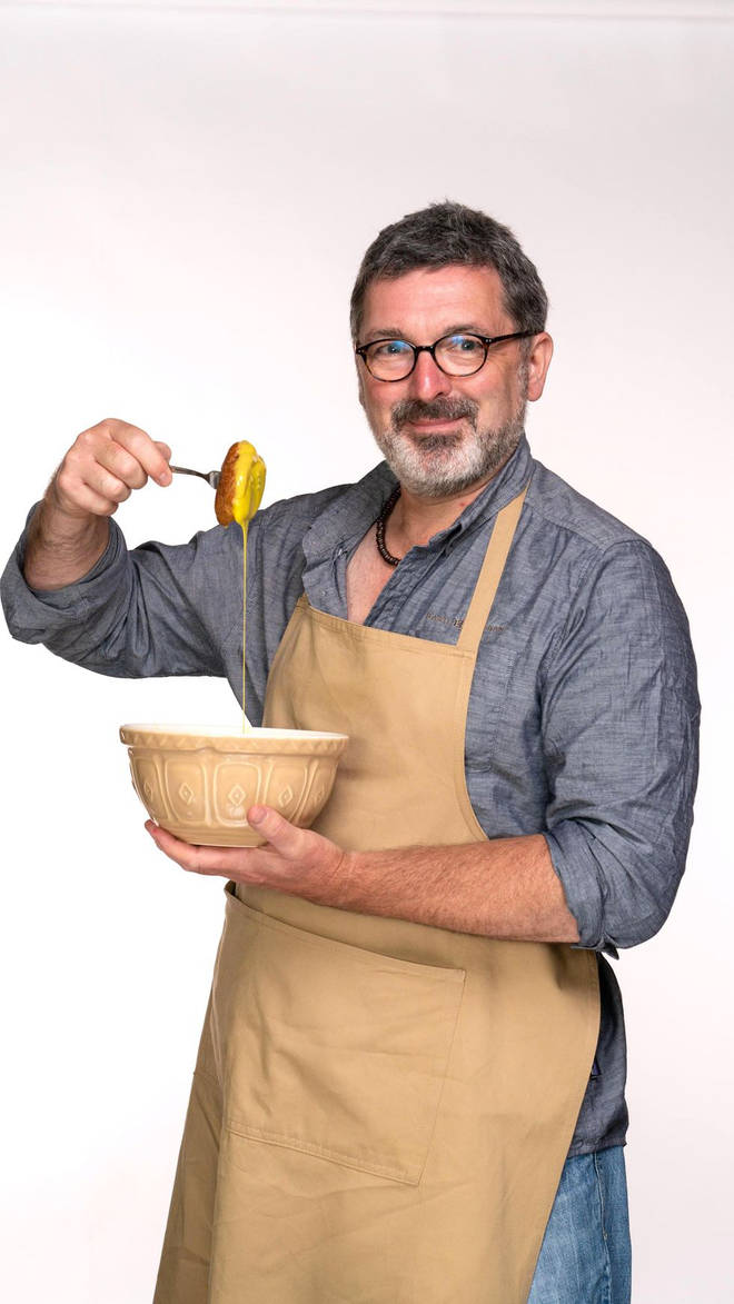Marc from Great British Bake Off