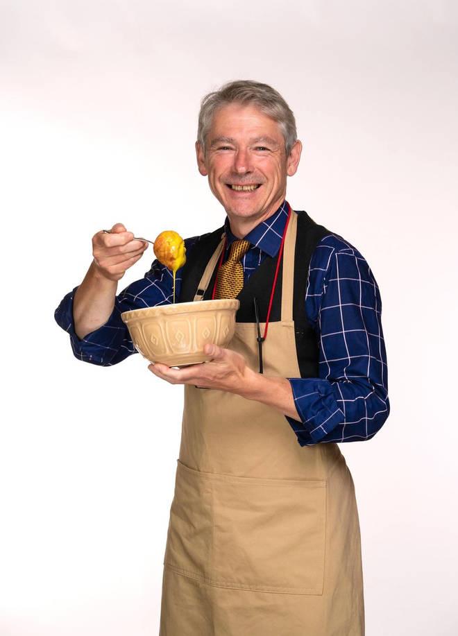 Rowan from Great British Bake Off