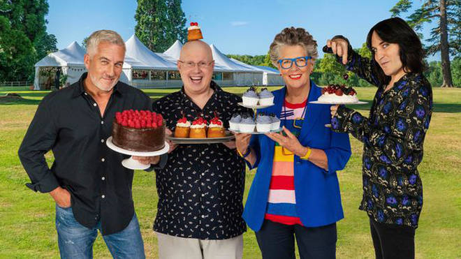 Noel Fielding and Matt Lucas are presenting The Great British Bake Off 2020