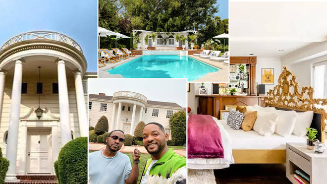 The Fresh Prince of Bel-Air mansion is now available to rent