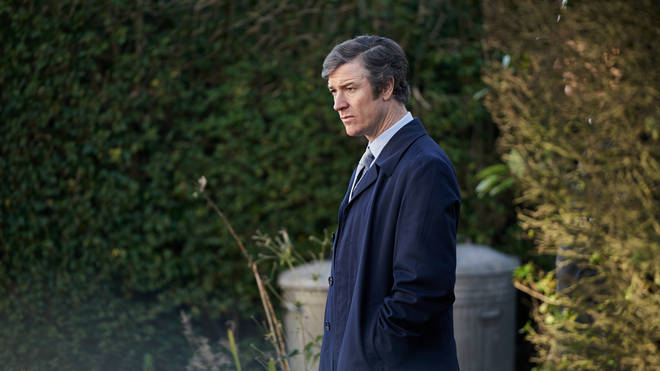 Barry Ward stars in ITV's new series Des