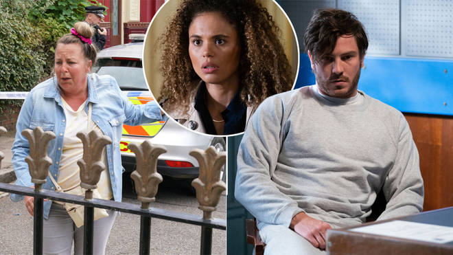 EastEnders spoilers: Chantelle is set to meet a tragic end