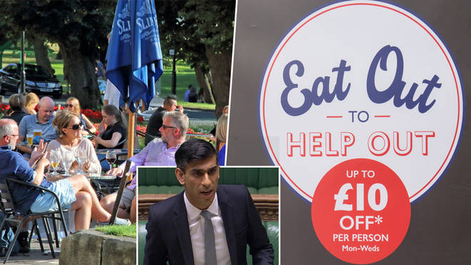 The Eat Out To Help Out scheme could return