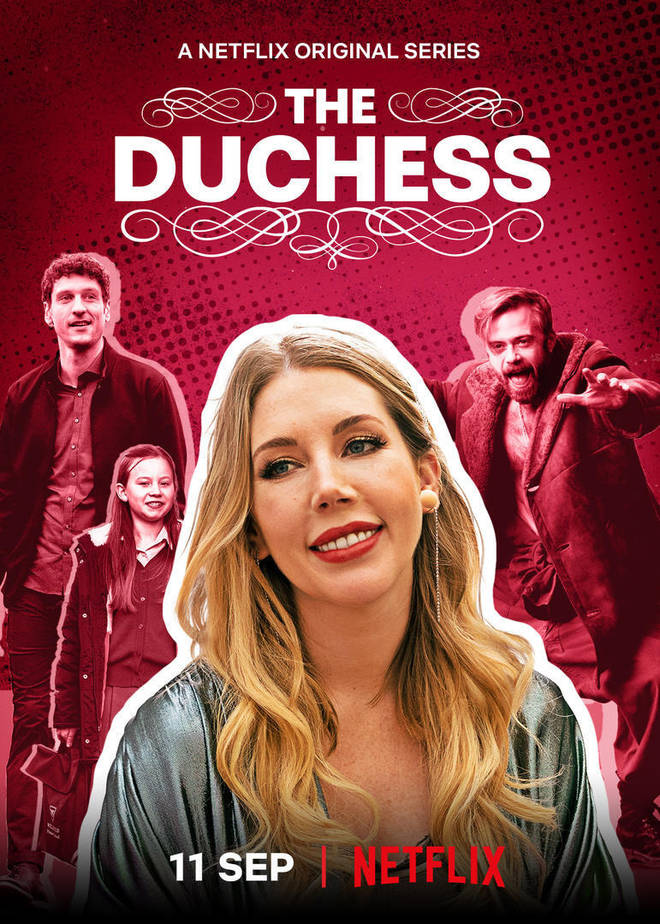 Katherine Ryan has already started working on a second series