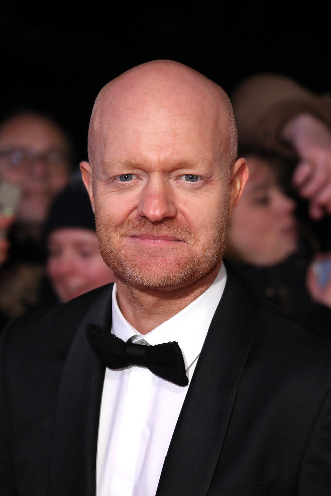 Jake Wood said that the door will be left open for him on EastEnders