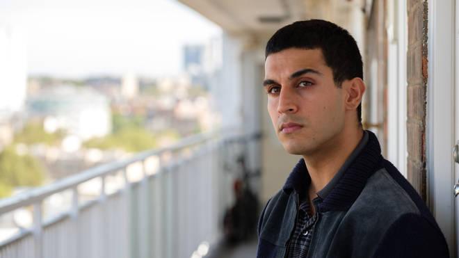 Moe Bar-El plays Rahmat Sulemani in Honour