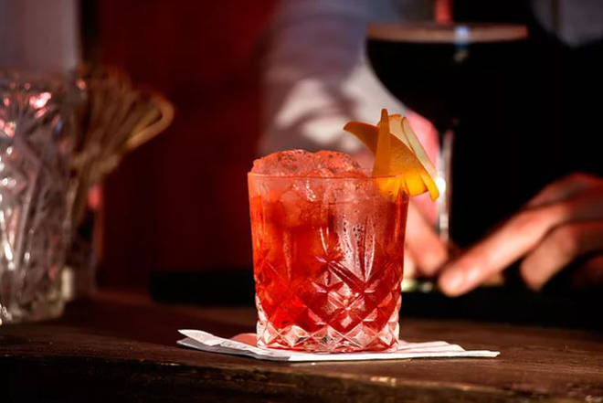 Considered the father of theNegroni, the Americano is a blend of Campari, sweet vermouth and soda