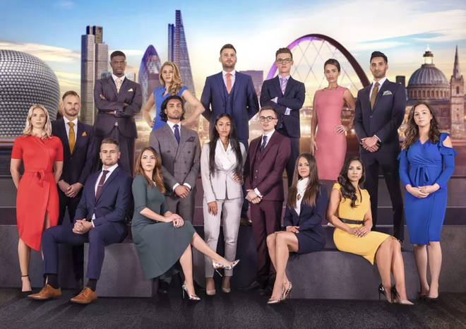 The 2018 Apprentice candidates ready to take to the boardroom