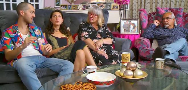 Gogglebox's Michaels family faced complaints