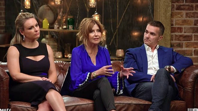 The Married at First Sight Australia experts