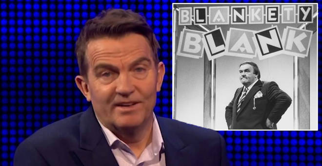Bradley Walsh will be fronting a new series of Blankety Blank