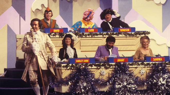 Blankety Blank was launched in 1979