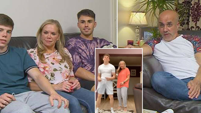 The Baggs family have joined Gogglebox