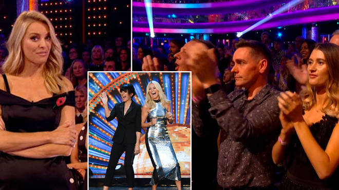 Why is an audience allowed on Strictly Come Dancing?
