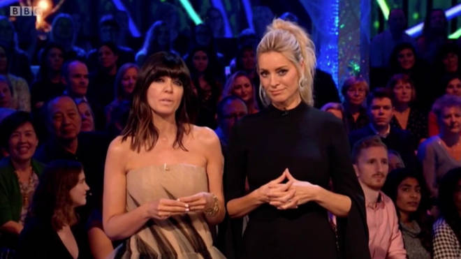A studio audience is allowed on Strictly this year