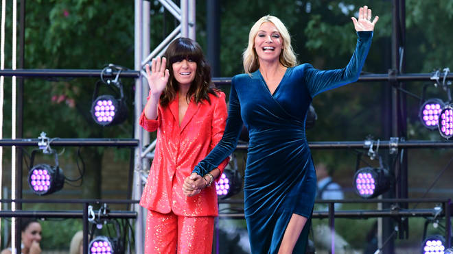 Tess Daly and Claudia Winkleman are back on Strictly Come Dancing in 2020