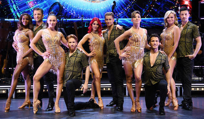 Strictly Come Dancing is back next month