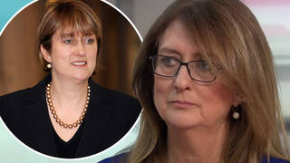 Jacqui Smith will be fighting for the glitter ball trophy on this year's Strictly Come Dancing