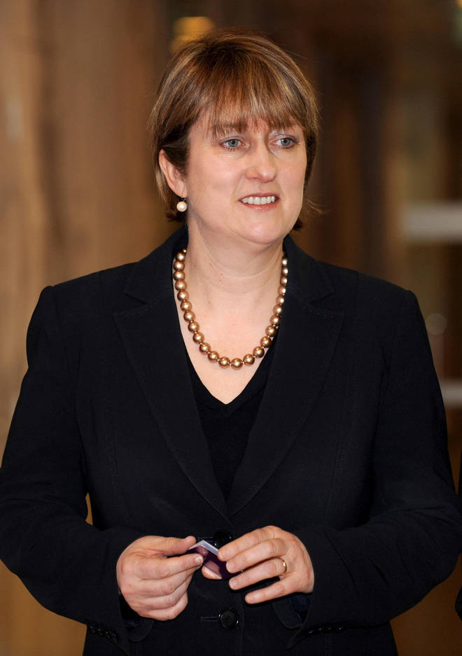 Jacqui Smith was married to Richard Timney for 33 years