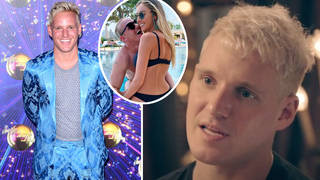 Jamie Laing has been given a second chance on Strictly Come Dancing after injuring himself last year