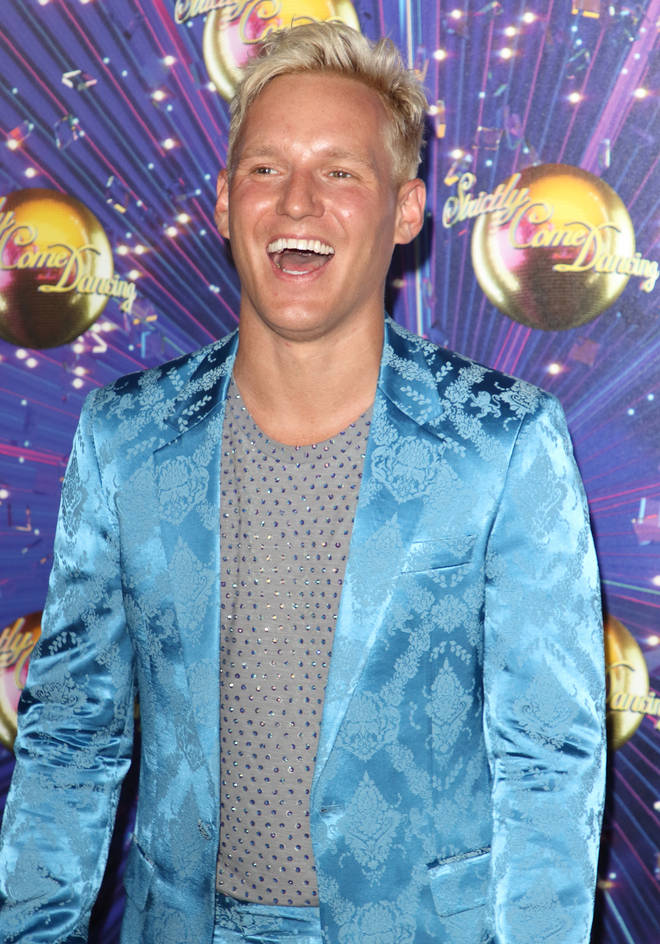 Jamie Laing will take to the the dance floor for the 18th series of Strictly Come Dancing
