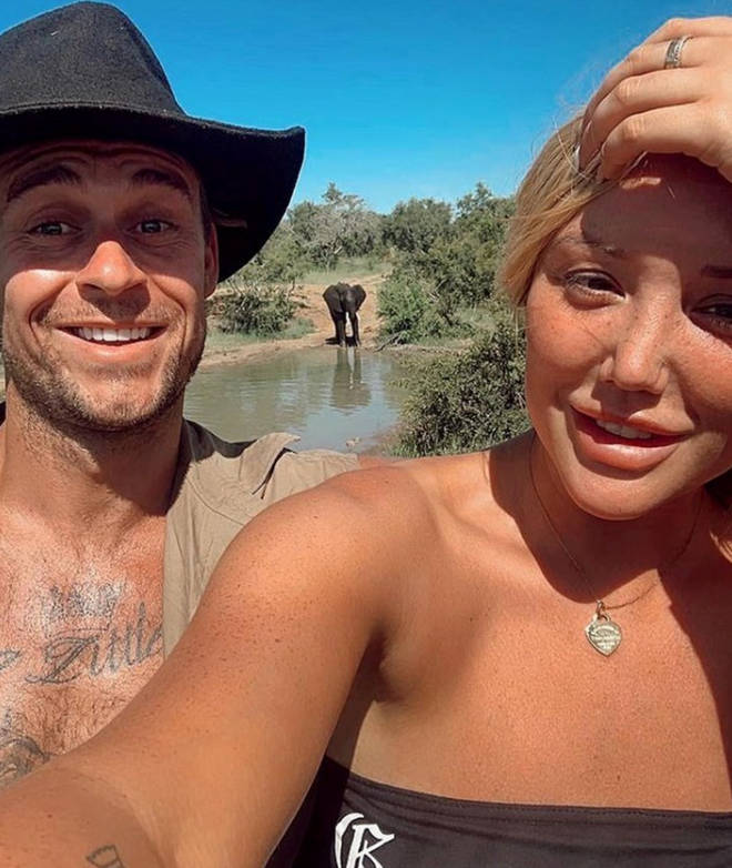 Ryan Gallagher got together with Charlotte Crosby after Married at First Sight