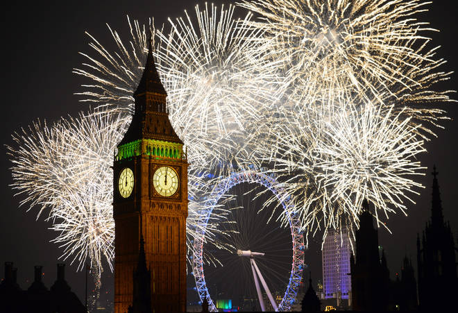 The fireworks have been cancelled for 2020