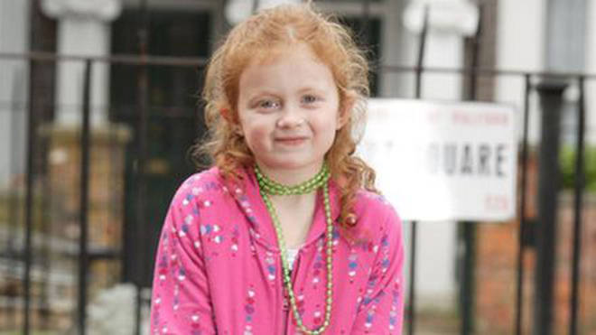 Maisie Smith joined EastEnders in 2006
