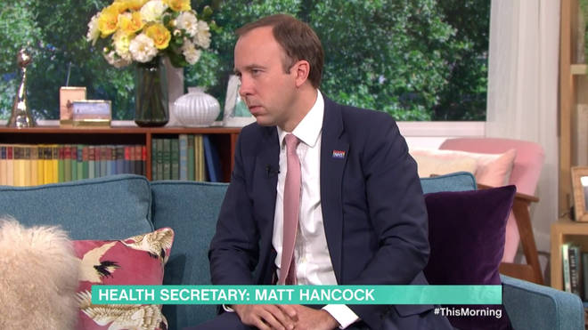 Matt Hancock said the Government have learnt a 'huge amount' about the virus and how to 'tackle' it