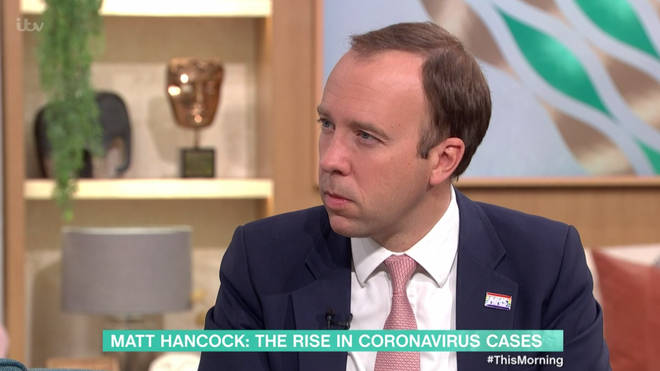 Matt Hancock says the return to schools has gone well