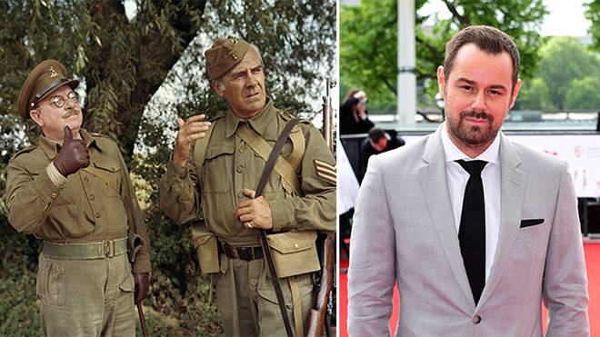 Danny Dyer is rumoured to feature in the Dad's Army remakes