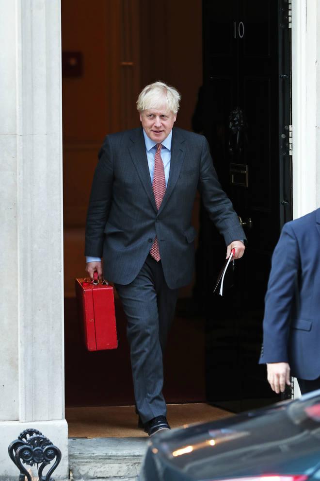 Boris Johnson will address the nation on Tuesday evening