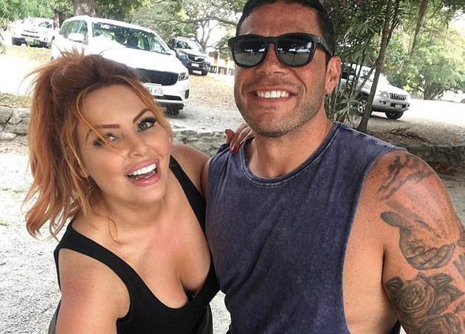 Sarah Roza and Telv Williams from Married at First Sight