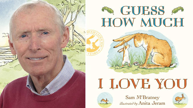 Guess How Much I Love You author Sam McBratney has died aged 77