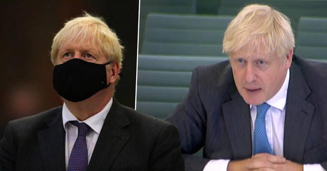 Boris Johnson will address the nation in a speech today