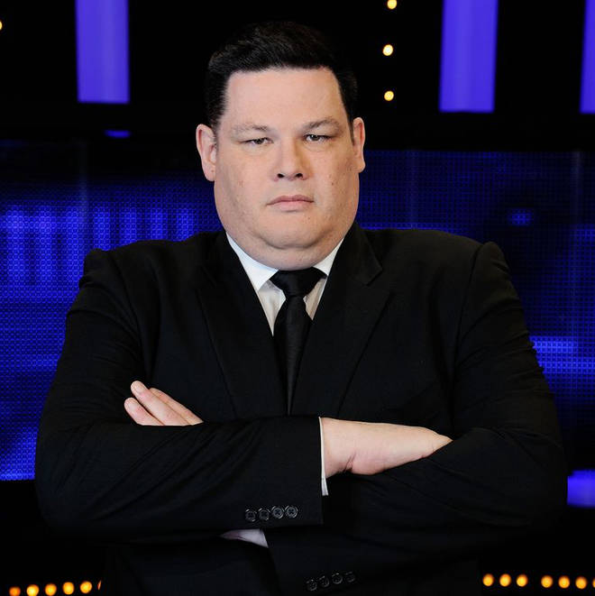 Mark Labbett is a Chaser on ITV's The Chase