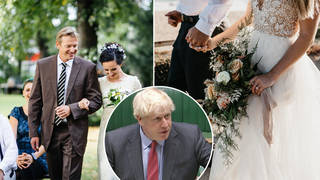 There are new rules for wedding ceremonies