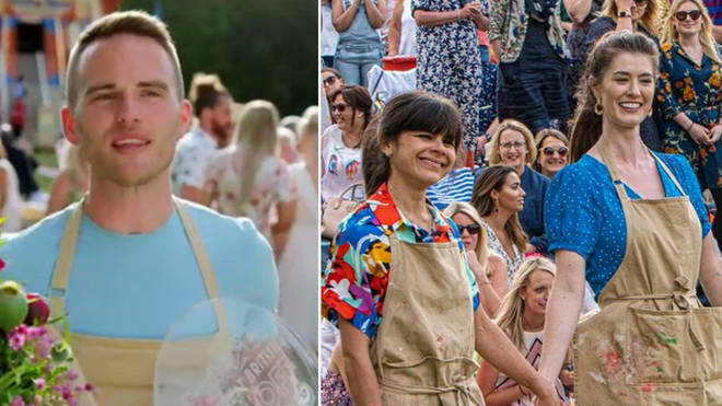 Find out the winner of the 2019 Bake Off Final