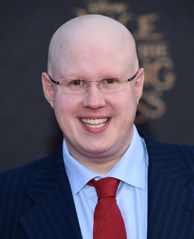 Matt Lucas has appeared in a number of TV shows and fims