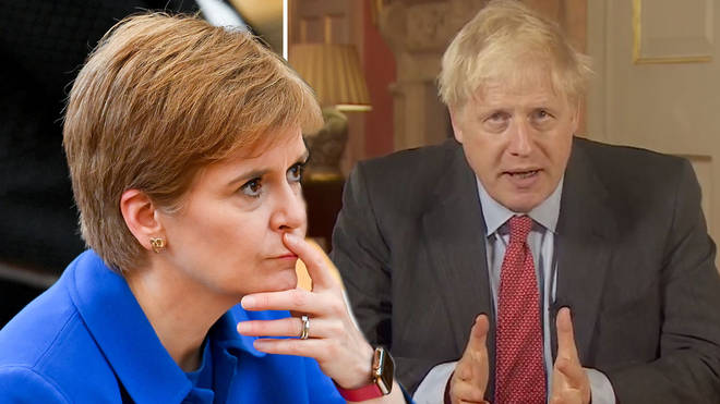 Nicola Sturgeon has announced stricter lockdown measures for Scotland