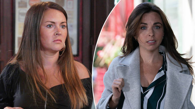 Stacey Fowler is back on EastEnders