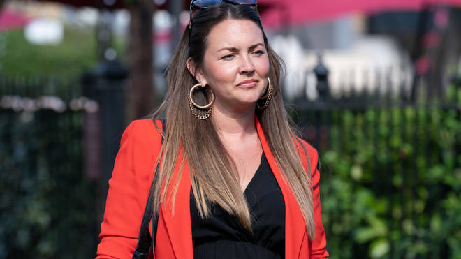 Stacey Slater is back in Walford after a year away from EastEnders