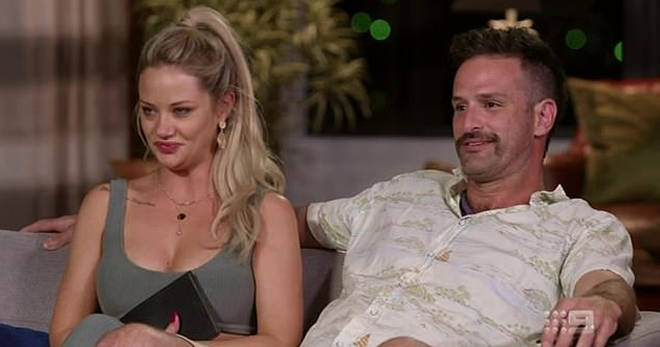 Jessika Power and Mick Gould were matched on Married at First Sight Australia