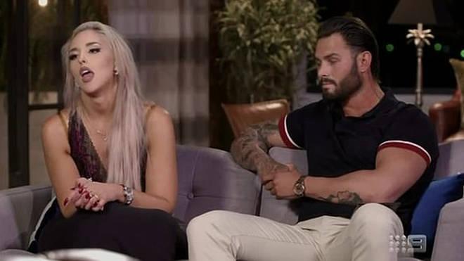 Sam Ball and Elizabeth Sobinoff split on MAFS Australia