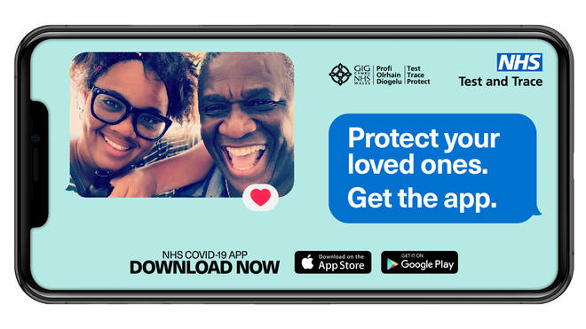 The NHS COVID-19 app will be available on iOS and Android