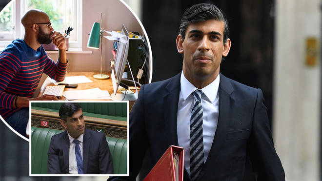 Chancellor Rishi Sunak is set to address the House of Commons this morning